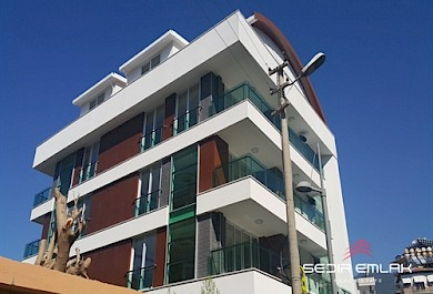 Affordable brand NEW penthouse   in Alanya alanya