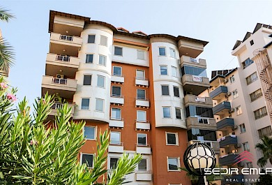 Mountain View fully furnished  2+1 Apartment in Alanya centrum alanya