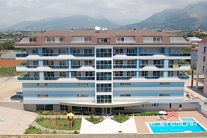 Brand new apartments close to the beach, in Kestel Alanya alanya
