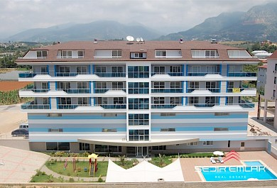 Brand new apartments close to the beach for sale in Kestel, Alanya alanya