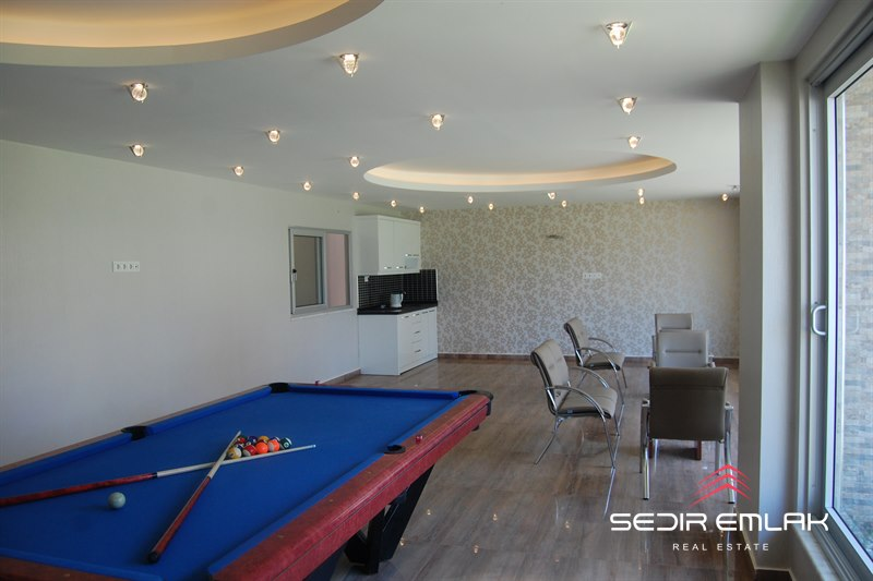 Alanya, Brand new apartments - beach- for sale in Kestel, Alanya