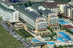 Fife Star resort hotel for sale in Konaklı - Alanya alanya