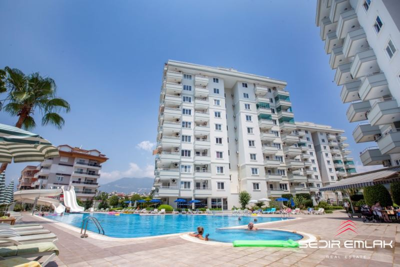 Alanya, Alanya Apartment
