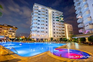 Brand new luxury sea  Apartments for sale in Alanya Centrum alanya