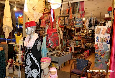 Store for sale in alanya city center alanya
