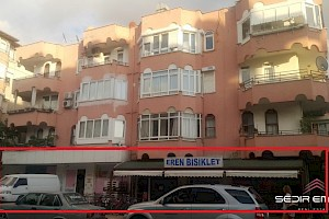 Big Store 120 m2 for sale in alanya city center alanya