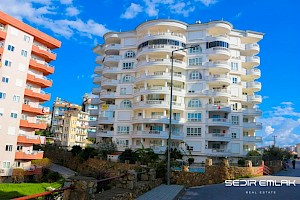 Nice fully furnished 2+1 Apartment for sale in Alanya City - turkey alanya