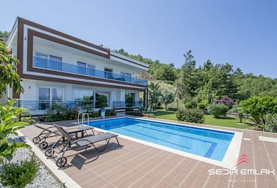 Unique exclusive sea view villas For sale in Kargicak - Alanya - Turkey alanya