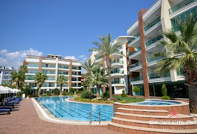 Brand New 2+1 in luxury complex for sale in Oba - Alanya alanya