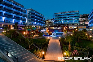 Unique Apartments in luxury compound for sale in Natural Area Of Alanya -turkey alanya