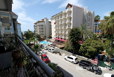 Sea view apartment, for sale Alanya, 50m to Cleopatra beach alanya