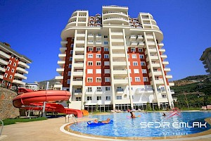 Breathtaking Sea view Apartment for sale in Alanya alanya