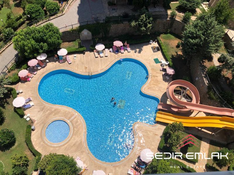 Alanya, apartment with swimming pool for sale in Alanya