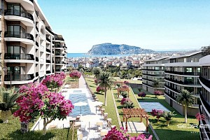 Hot deal investment offer ready for obtaining  Turkish citizenship alanya