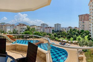 Apartment for Sale in Alanya Cikcilli Turkey alanya